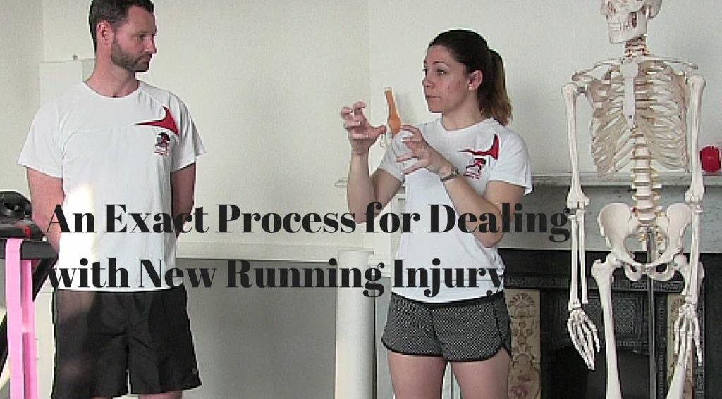 Exact Process for Dealing with New Running Injury