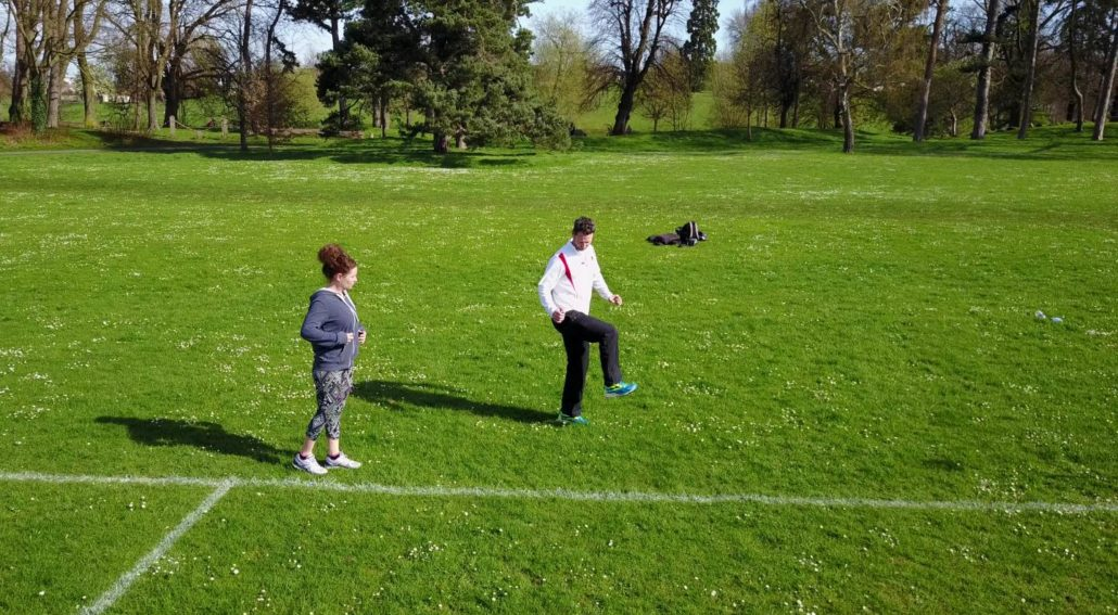 1-2-1 Running Technique Coaching in Cheltenham