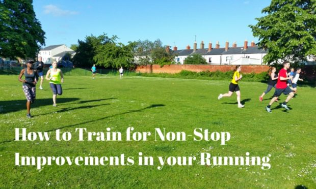 How to Train for Non-Stop Improvements