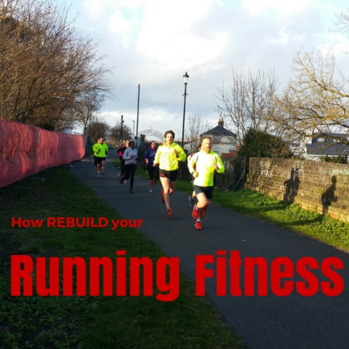 How REBUILD your Running Fitness