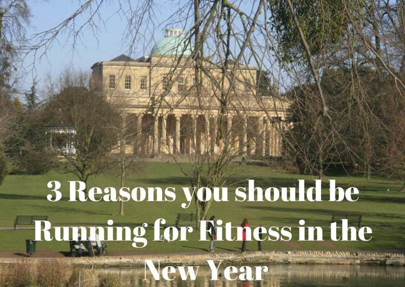 Reasons you should be Running for Fitness in the New Year