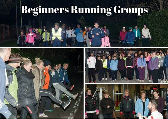 Beginners Running Groups