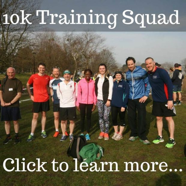 10k Training Squad in Cheltenham