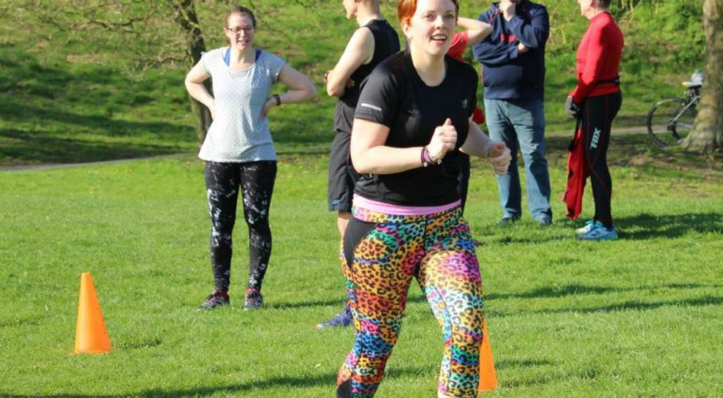 Couch to 5k Cheltenham Pittville Park Run