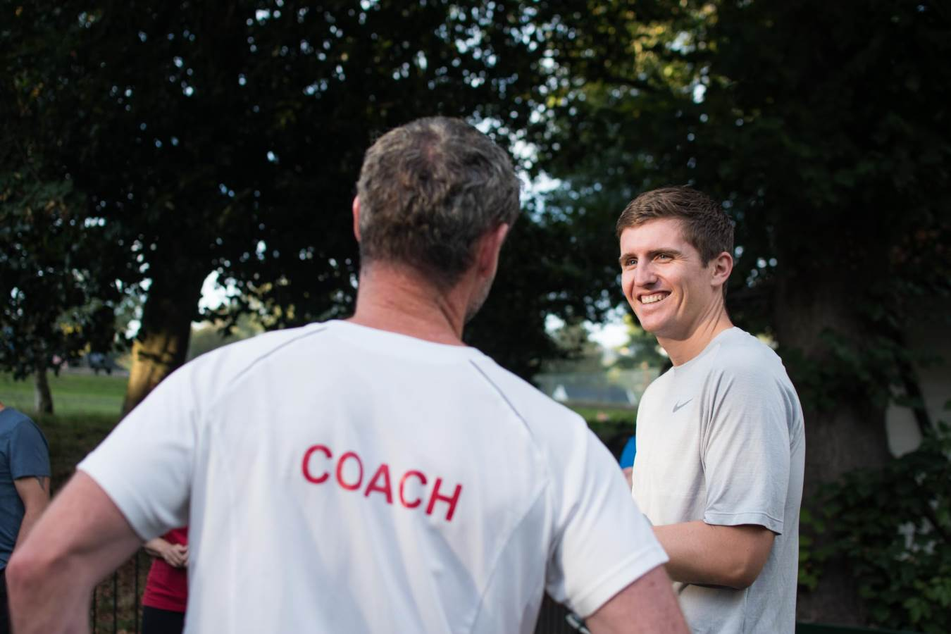 Running Coach in Cheltenham
