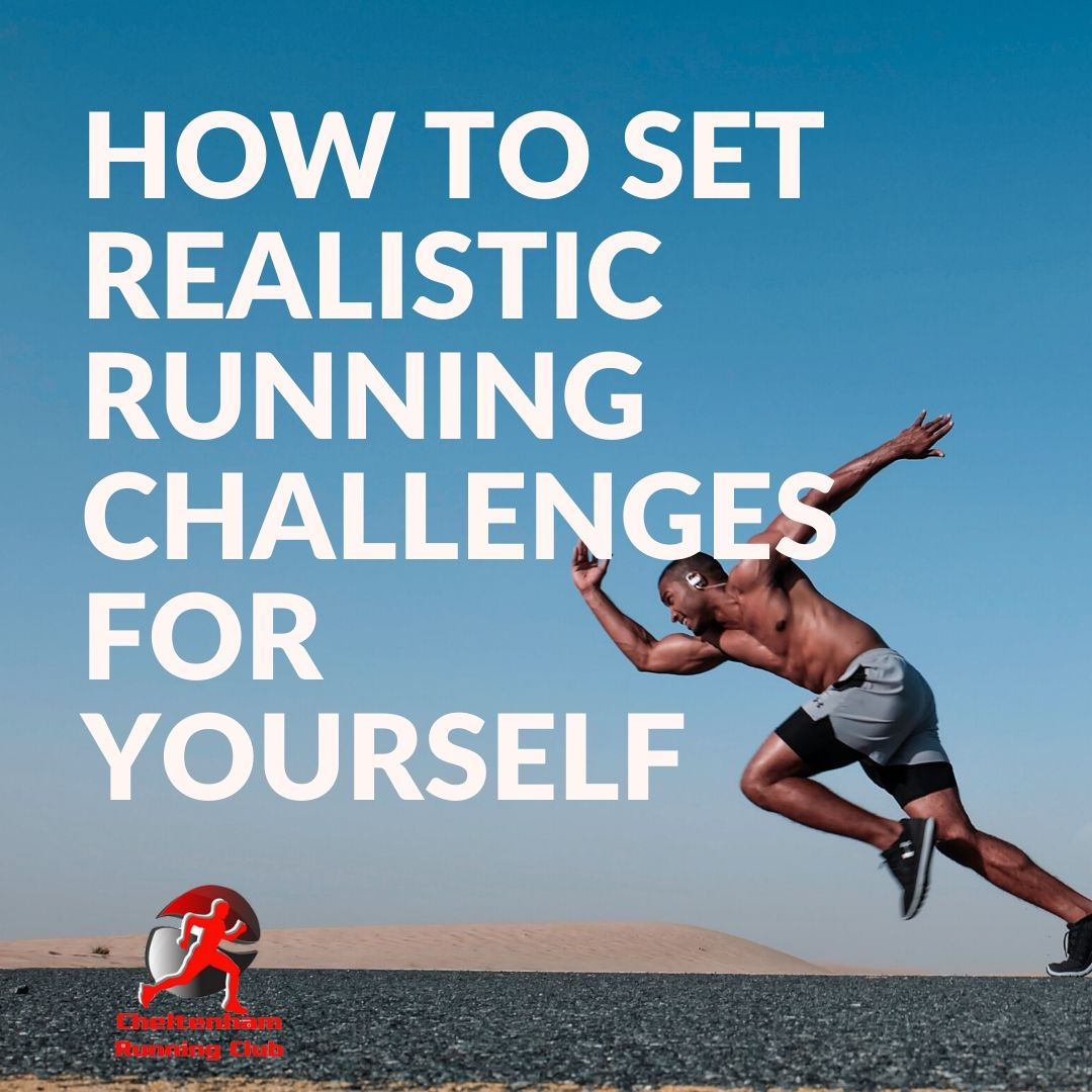 How To Set Running Challenge