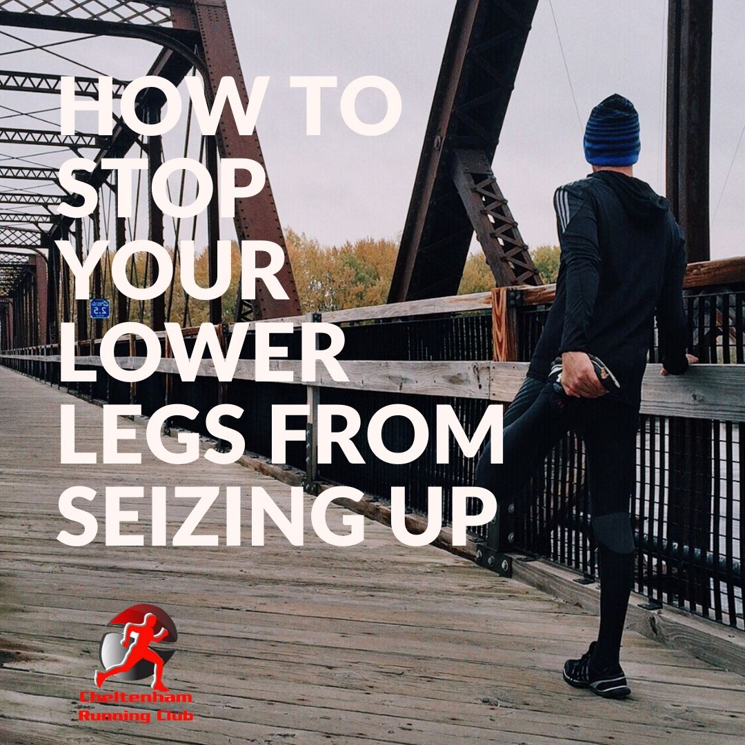 How To Stop Lower Legs Seizing Up